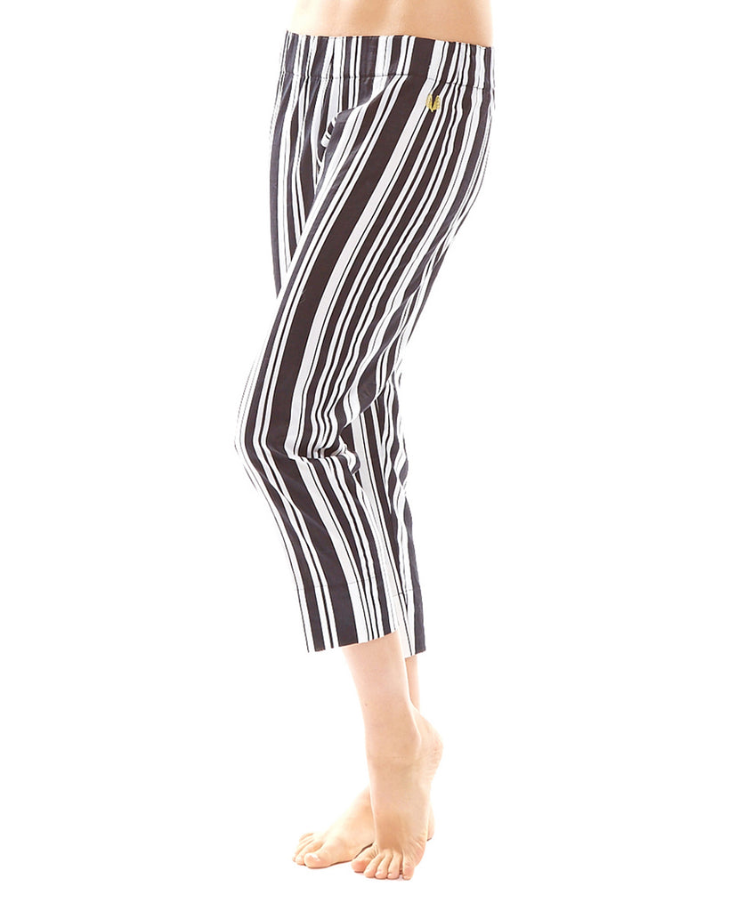Milliner Crop Pyjama Pant - Lazy Days Loungewear - 3