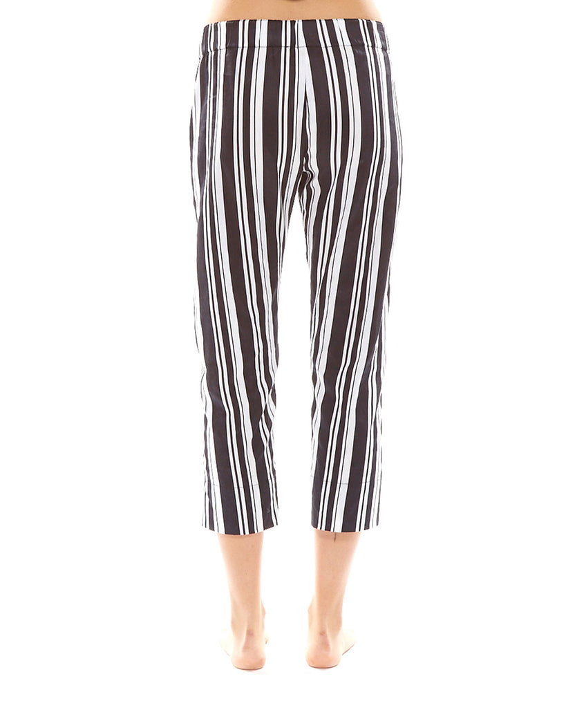 Milliner Crop Pyjama Pant - Lazy Days Loungewear - 4
