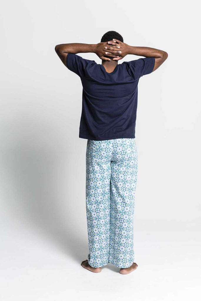 Geocache T-shirt and Pants Set - Lazy Days Loungewear - 2