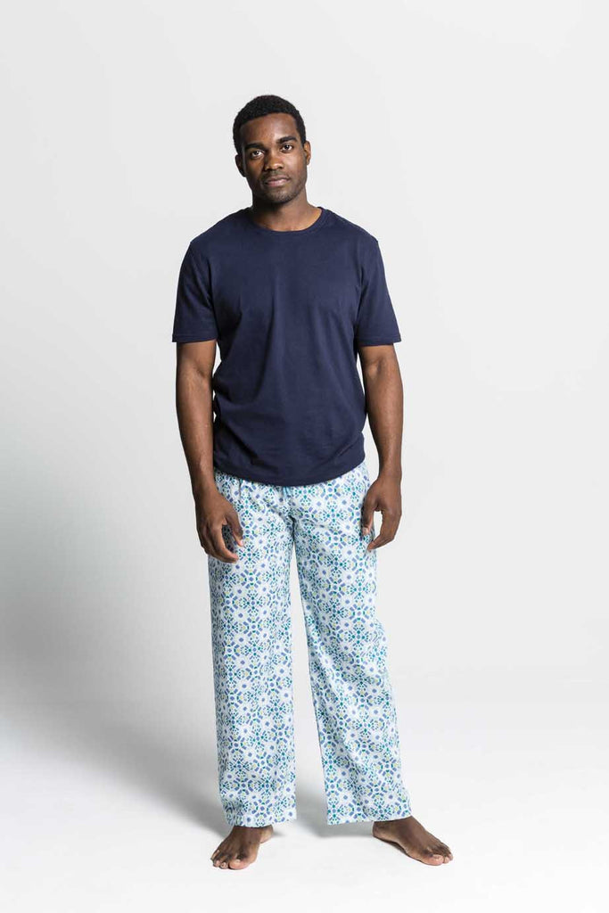 Geocache T-shirt and Pants Set - Lazy Days Loungewear - 1