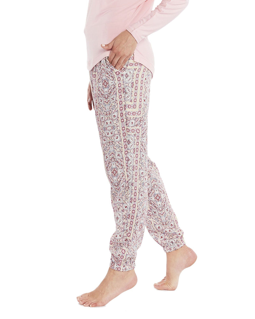 Rosegarden Cotton Lounge Pants