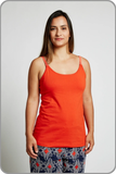 Breastfeeding singlet - Red