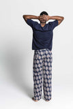 Reuben Cotton PJ Pants