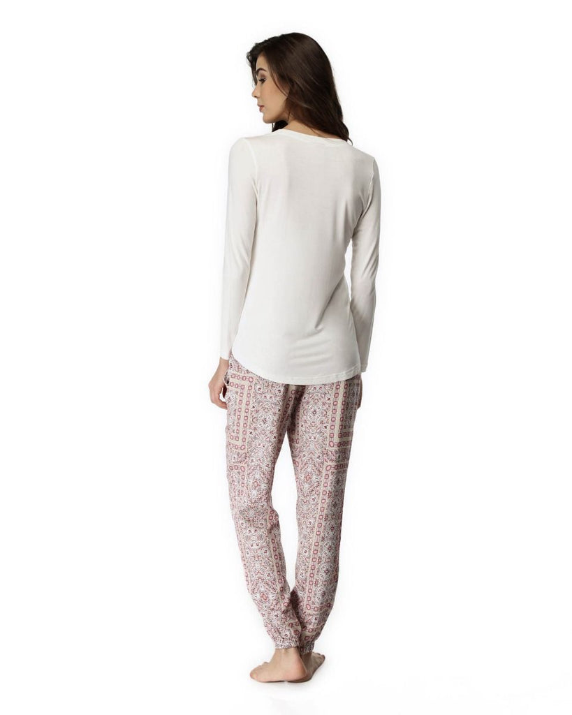 Rosegarden Lounge PJ Set
