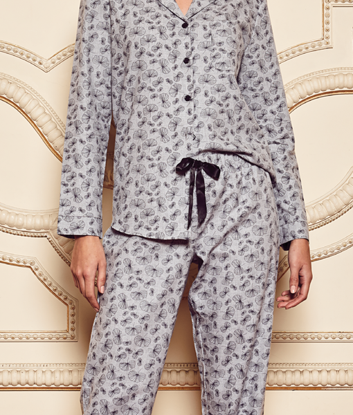 Selena Cotton PJ Set