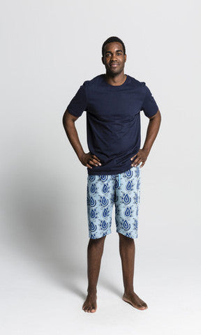 Goa T-Shirt and Shorts Set - Lazy Days Loungewear