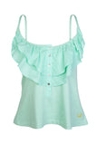 Mint Cotton Jersey Camisole