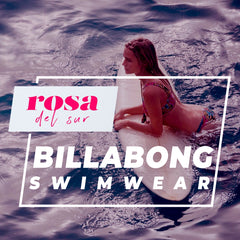 Billabong Women's Summer 2019 | Rosa Del Sur Beachwear Collection