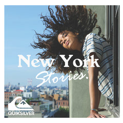 Quiksilver Spring-Summer 2019 | Womens New York Stories Apparel Collection