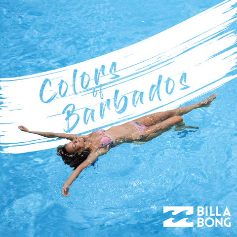 Billabong Summer 2018 | Colors of Barbados Collection