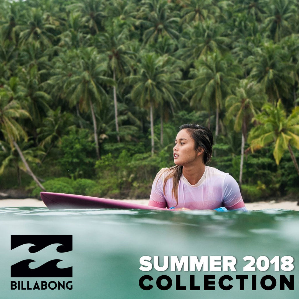 fa2f9d0280 Billabong Summer 2018 Womens Surfing Beach Swimwear Apparel Collection –  Skate Gear
