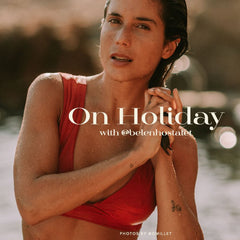 Billabong Womens Love Riot Beachwear Collection | On Holiday with Belen Hostalet