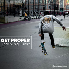 Skateboarding Safety Tip | Get Proper Training First