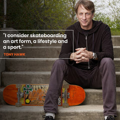 The Birdman Tony Hawk Early Life & Career
