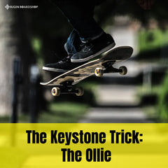 Skateboarding Safety Tips | The Keystone Trick: The Ollie