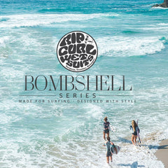 Rip Curl 2018 Bomb Shell Series Wet Suits Collection