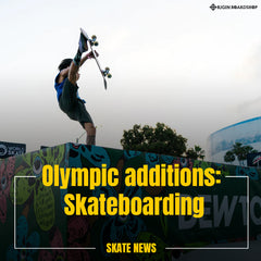 Skate News | Skateboarding Added To The 2020 Tokyo Summer Olympic Games