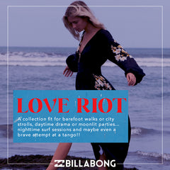 Billabong 2020 | Women's Love Riot Beach Casual Swimwear Collection