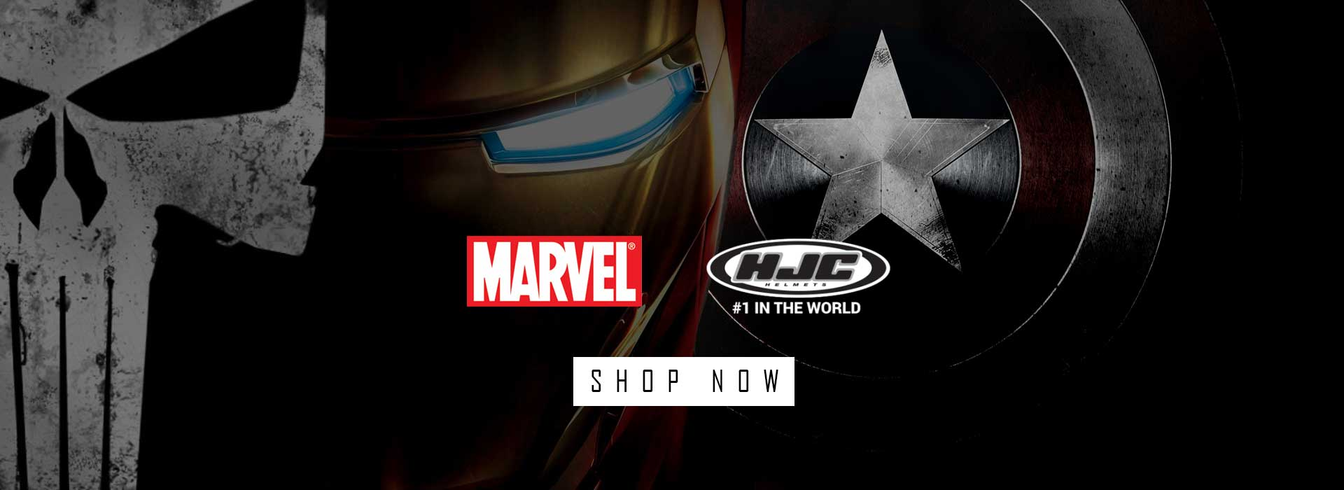 Shop HJC Marvel Helmets Collection