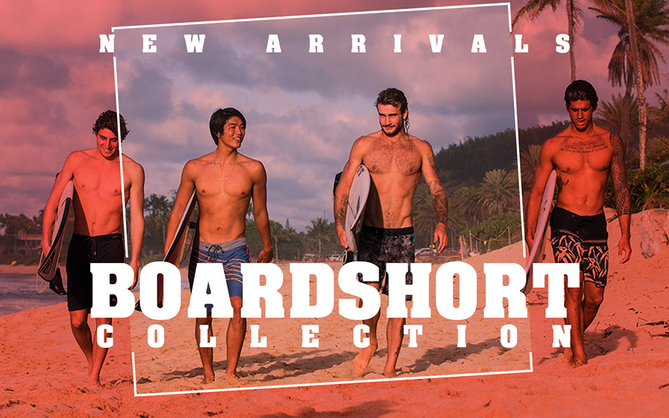 New Arrivals Boardshort Collection