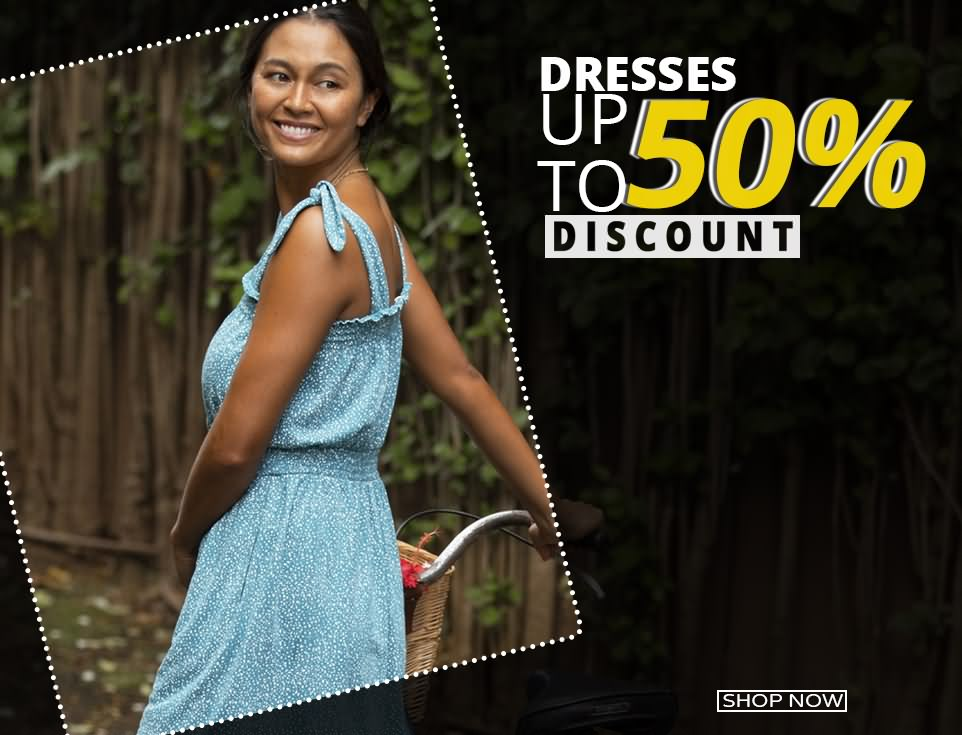 Women's Dresses Sale Up to 50% Off