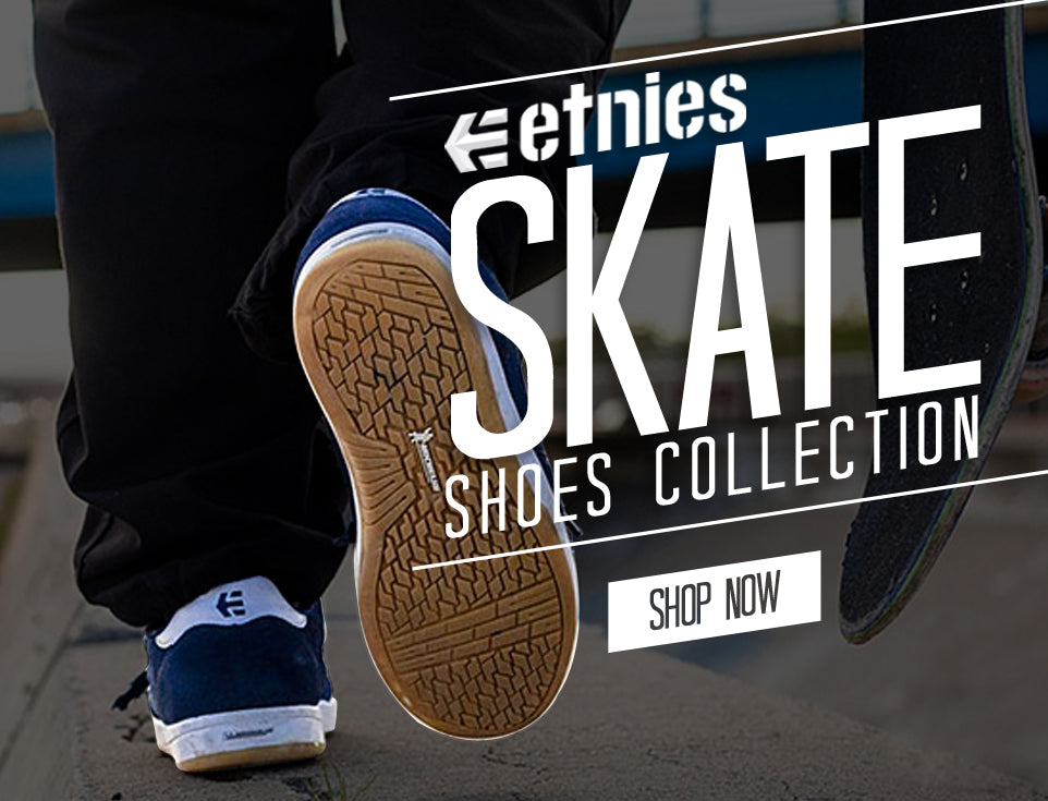Etnies Skate Shoes Collection