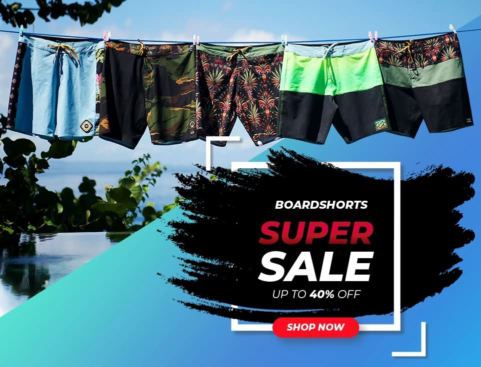 Boardshort Collection Sale Up to 40%