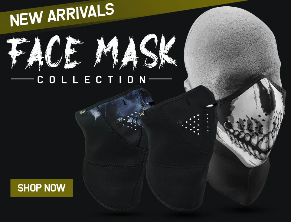 New Arrivals Face Mask Collection