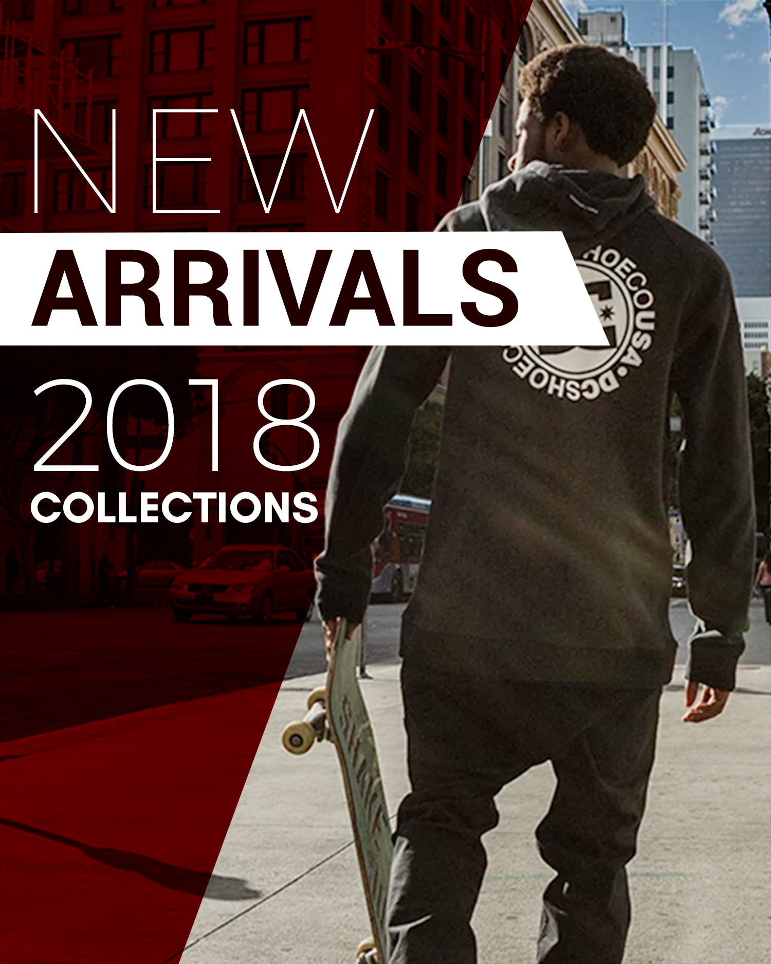 Origin Boardshop New Arrivals