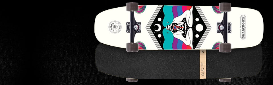 Origin Boardshop Skateboard Collection