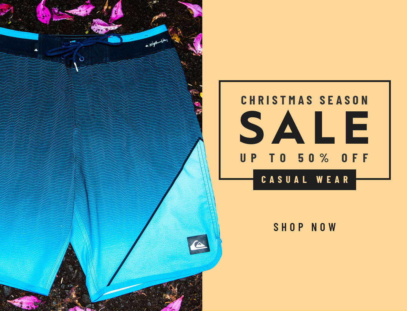 Origin Boardshop Christmas Casual Wear Sale