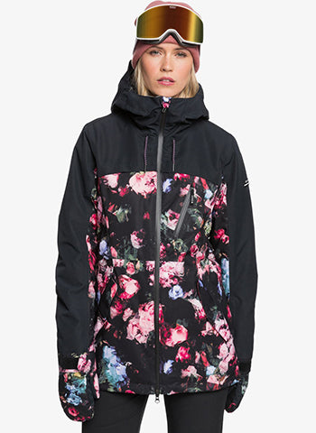 Roxy Womens Winter 2021 | Floral Everything Snow Gear Collection
