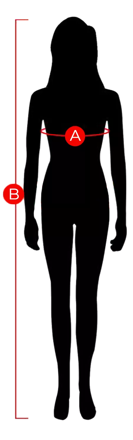 Santa Cruz Youth Girl's Size Chart