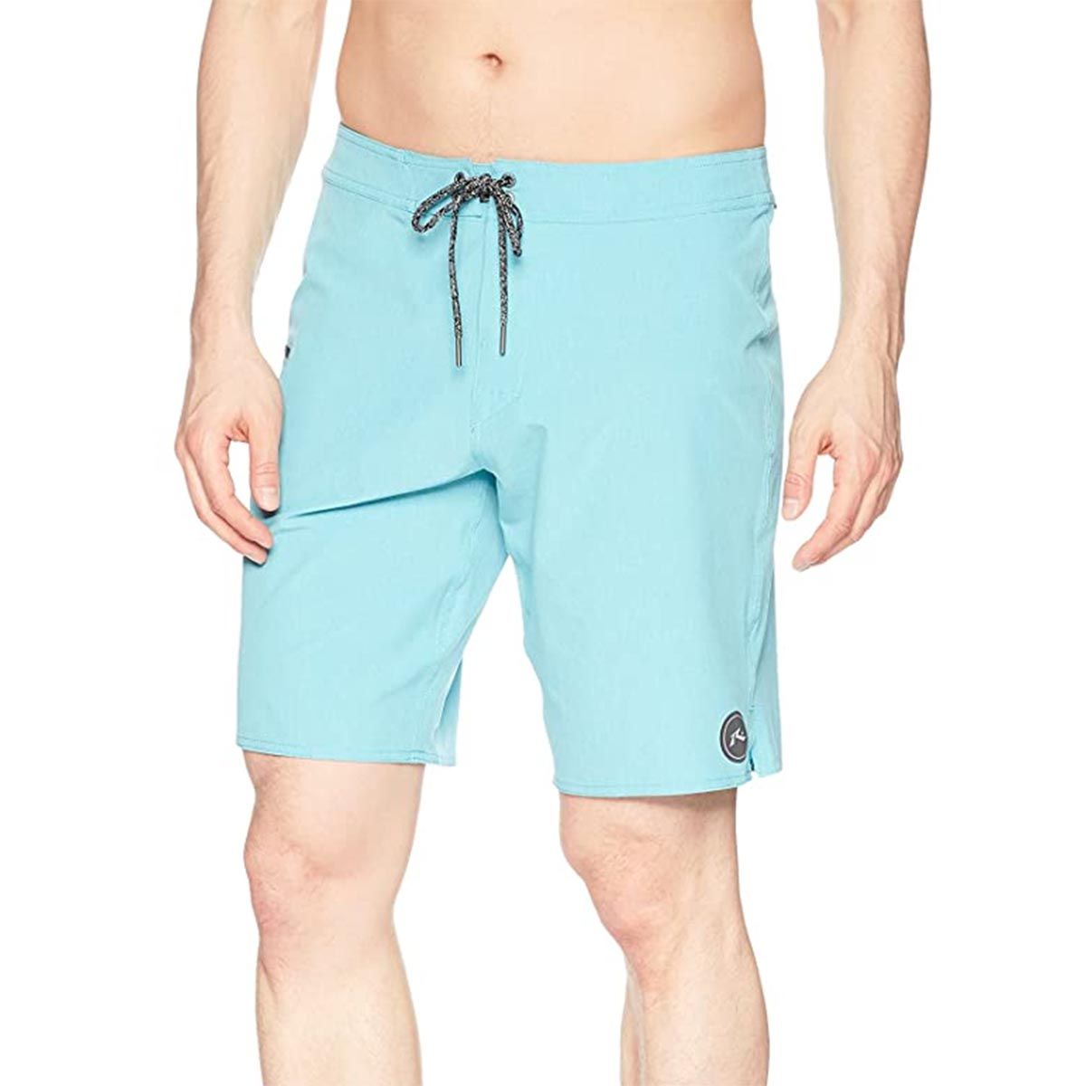 Rusty Marled 2 Men's Boardshort Shorts - Maui Blue