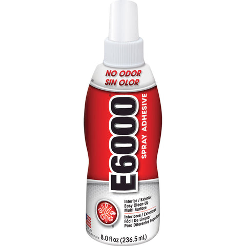 Amazing Goop 8.0 Oz E-6000 Spray Adhesive