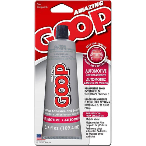 Amazing Goop 3.7 Oz Automotive Adhesive