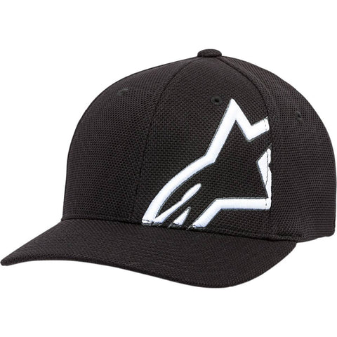 Alpinestars Corporate Stretch Mesh Men's Flexfit Hats