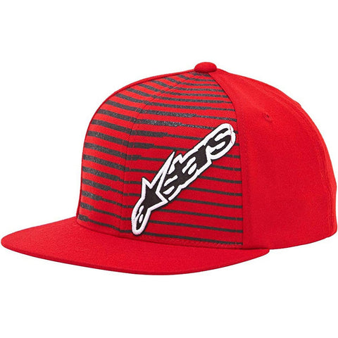 Alpinestars Sprint Custom Men's Snapback Adjustable Hats (BRAND NEW)