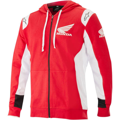 Alpinestars Honda Men's Hoody Zip Sweatshirts