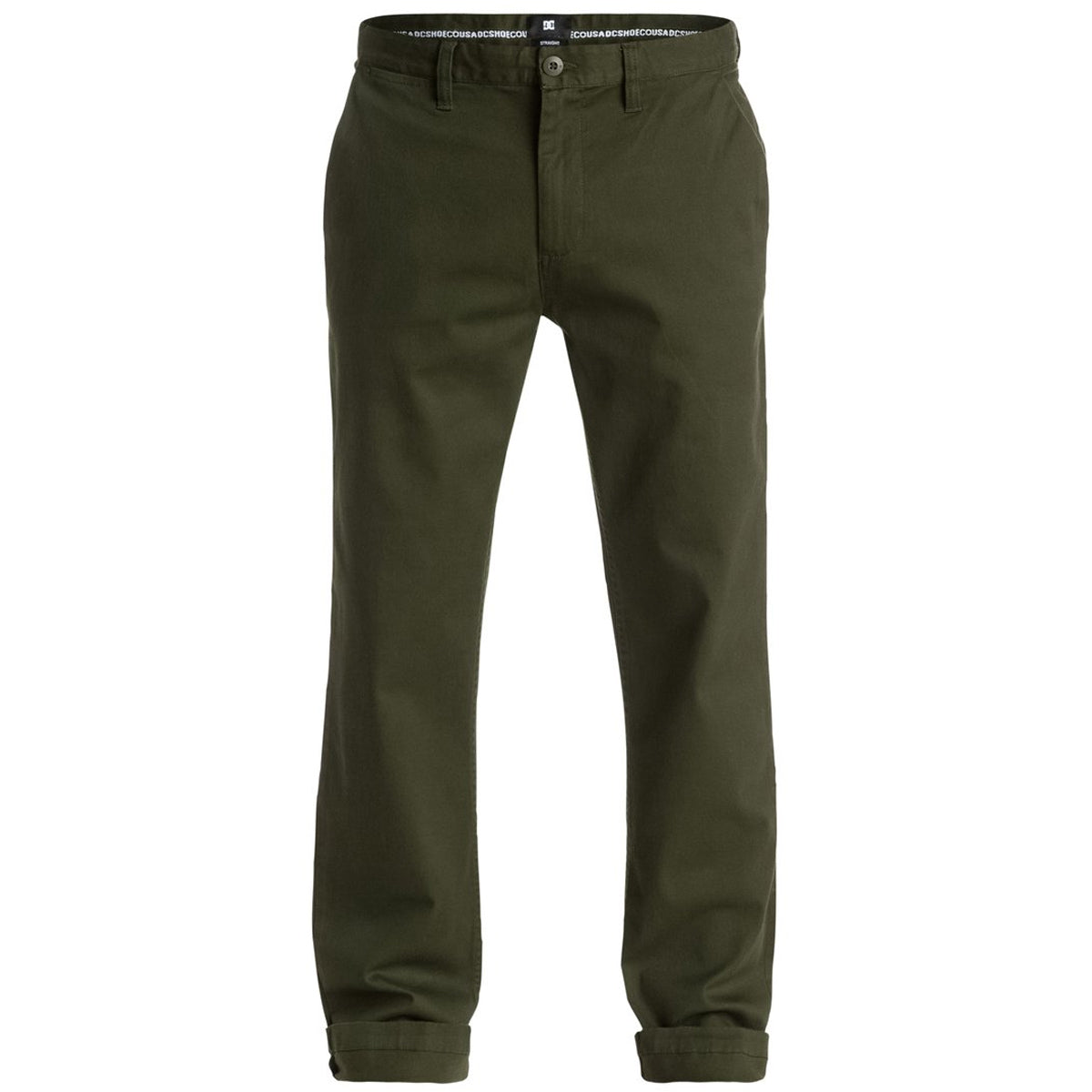 "DC Worker Staright 32"" Men's Chino Pants-EDYNP03107"