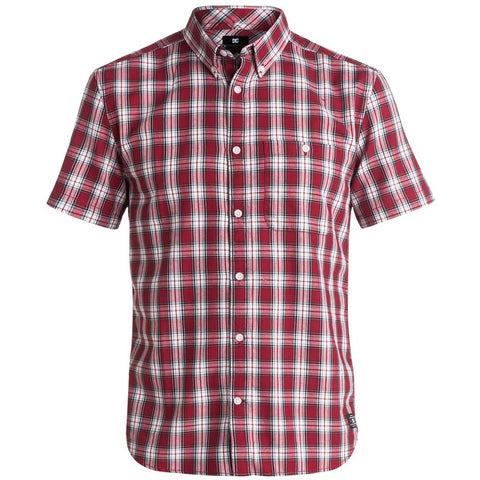 DC Atura 3 Men's Button Up Short-Sleeve Shirts