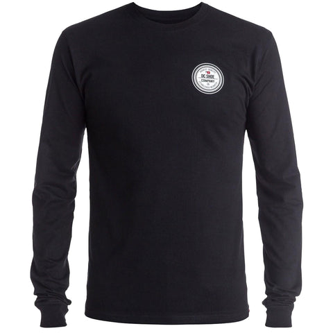 DC Circular Seal Men's Long-Sleeve Shirts (USED LIKE NEW / LAST CALL SALE)