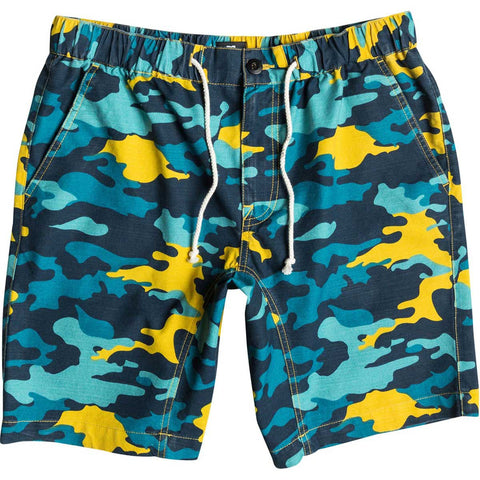 DC Print Slim Men's Walkshort Shorts