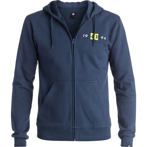 DC Hay Day 94 Fleece Men's Hoody Zip Sweatshirts (USED LIKE NEW / LAST CALL SALE)