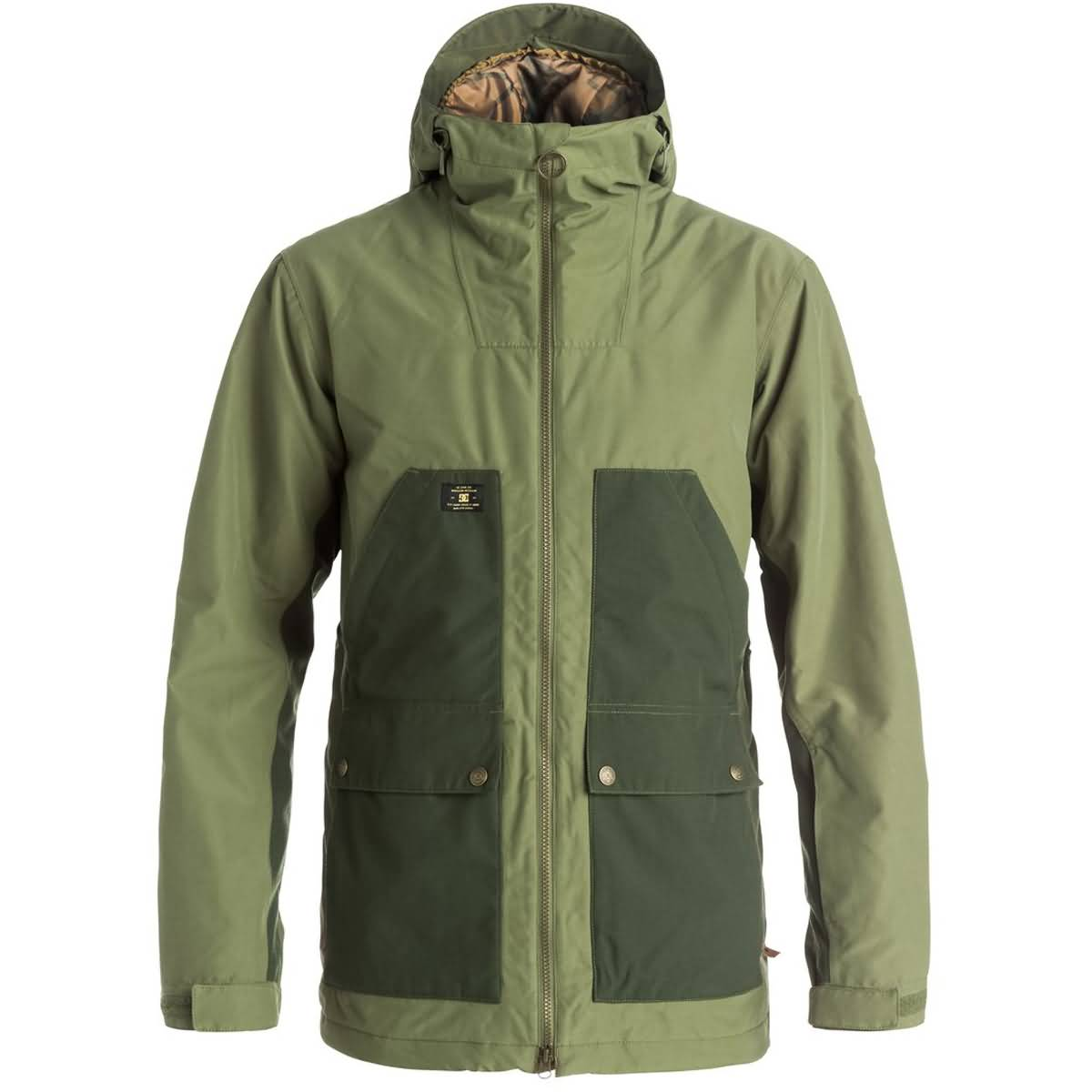 DC Summit Men's Snow Jackets-EDYTJ03026
