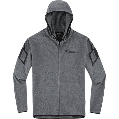 Icon Overlord Men's Hoody Zip Sweatshirts