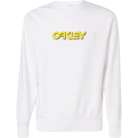 Oakley Tridimensional Crewneck Men's Sweater Sweatshirts (NEW)