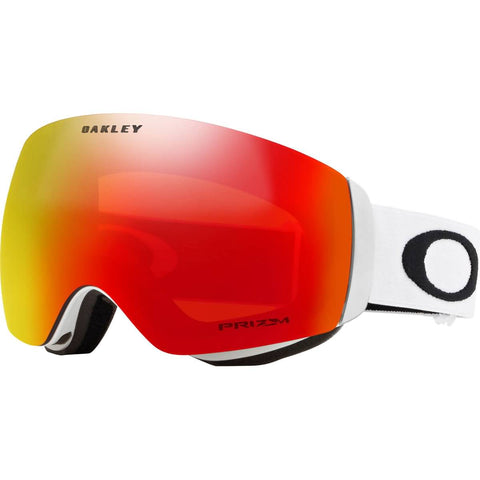 Oakley Flight Deck Prizm Adult Snow Goggles (NEW)