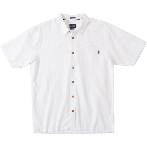 O'Neill Jack O'Neill Inlet Men's Button Up Short-Sleeve Shirts (USED LIKE NEW / LAST CALL SALE)