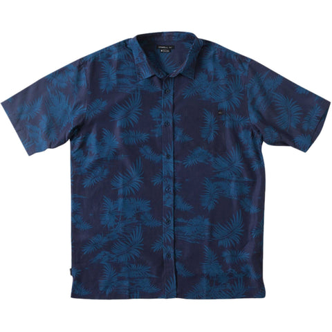 O'Neill Matapalo Men's Button Up Short-Sleeve Shirts (USED LIKE NEW / LAST CALL SALE)